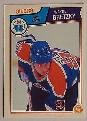 Wayne Gretzky Edmonton Oilers O Pee Chee 29 1983 Hockey Card Nm Mint Ebay Wayne Gretzky Hockey Cards Edmonton Oilers