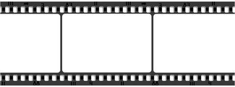 Filmstrip Timeline Template  DesignPptInfographic