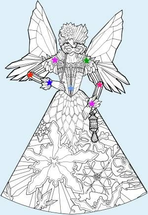 phee mcfaddell christmas printables theres an ice fairy