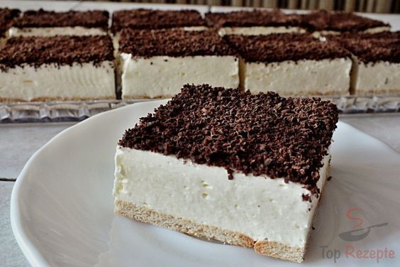 Schneller 10-Minuten-Schaumkuchen ohne Backen   Top-Rezepte.de