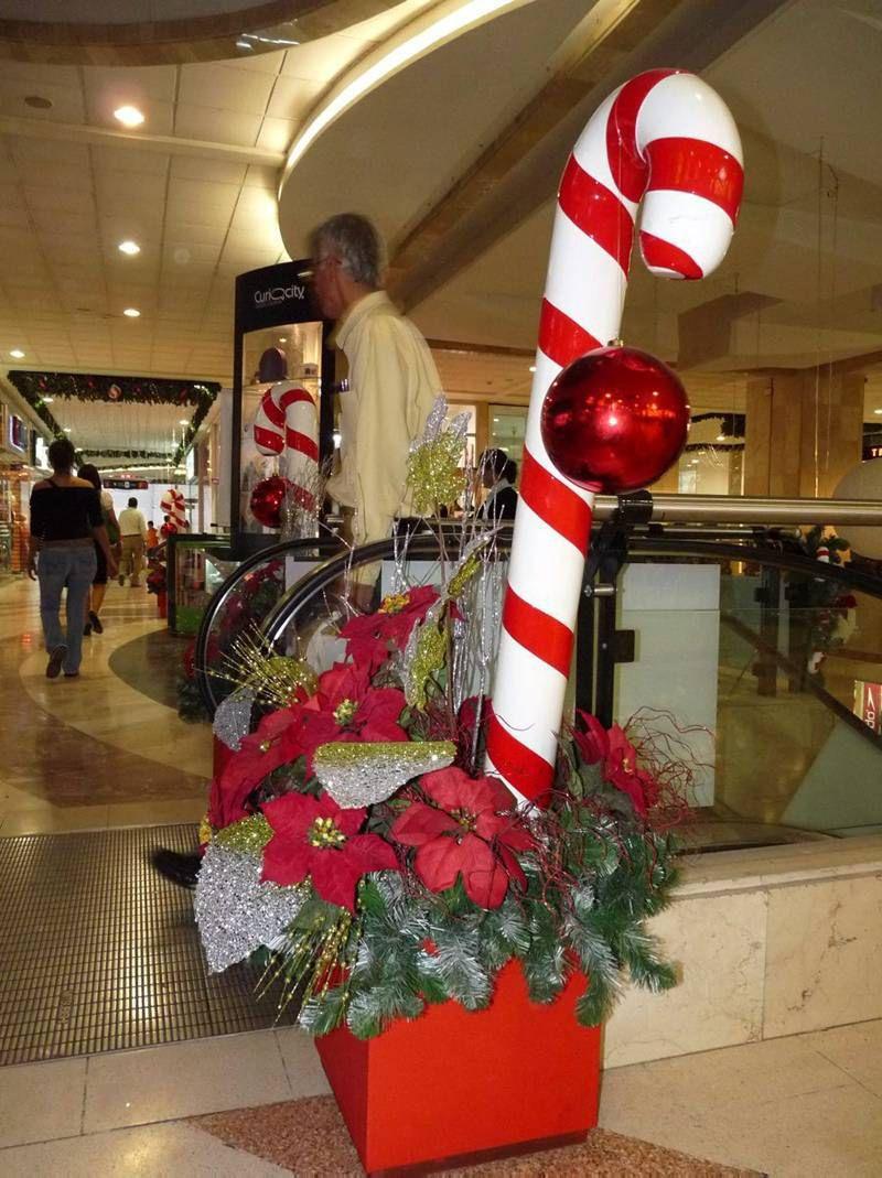Resultado de imagen para decoracion navidad 2017 centros comerciales decoracion 2017 oficina - Decoraciones para navidad ...