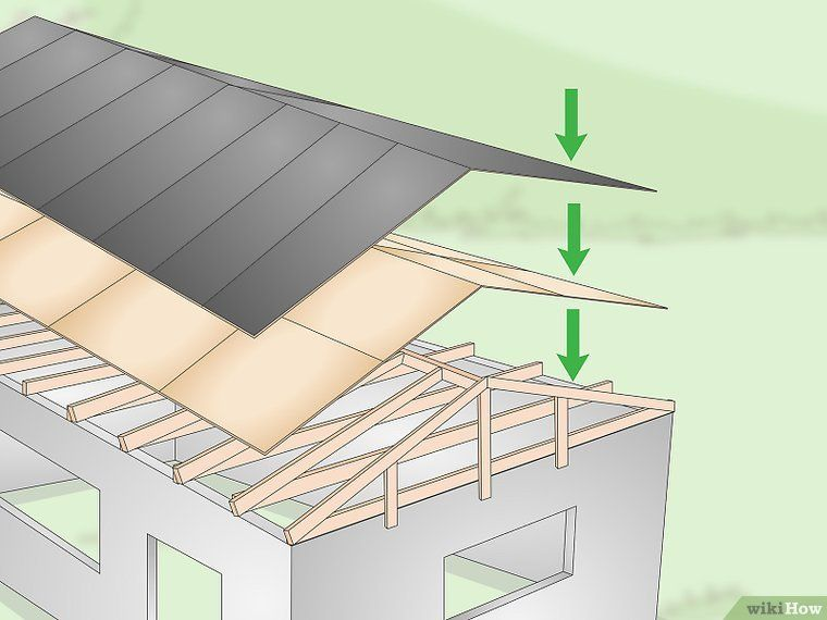 How To Build A Roof In 2020 Building Roof Roof Roof Repair