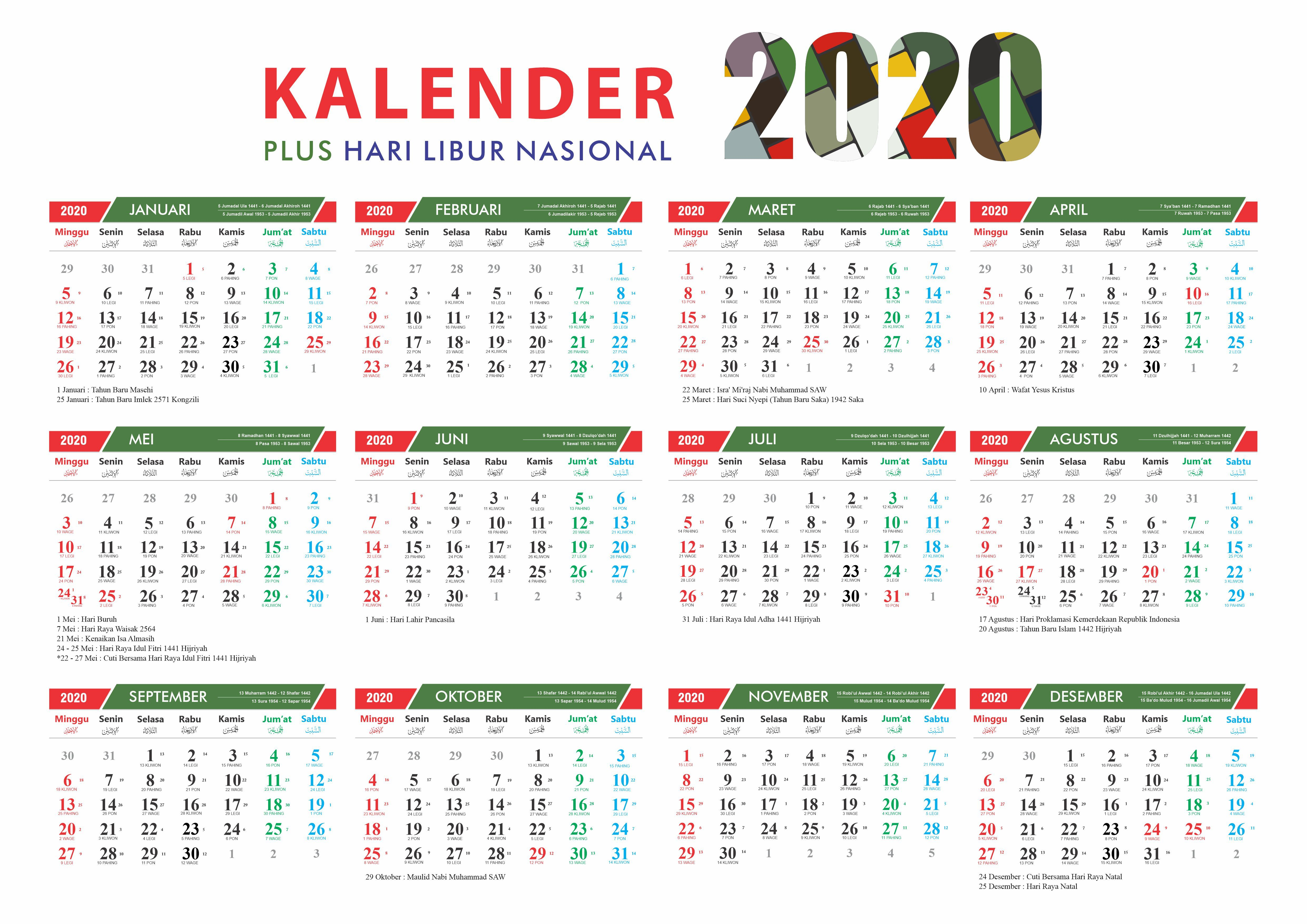Kalender Zeichnung