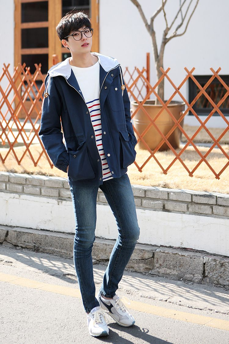 ItsmeStyle  Korean fashion winter, Korean fashion men, Korean