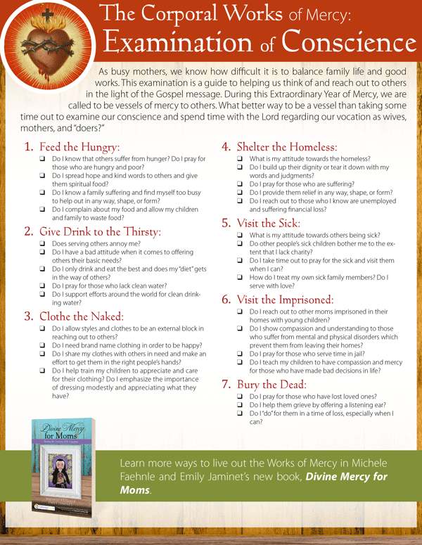 Celebrate the Release of Divine Mercy for Moms with More Free