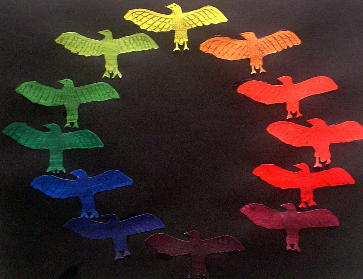 Lessons From The K 12 Art Room Creative Color Wheels