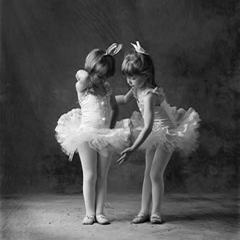 let me help you with that tutu there.