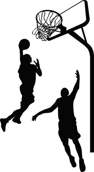 Wall Decals Basketball Walltat Com Art Without Boundaries Basketball Drawings Basketball Silhouette Ball Drawing