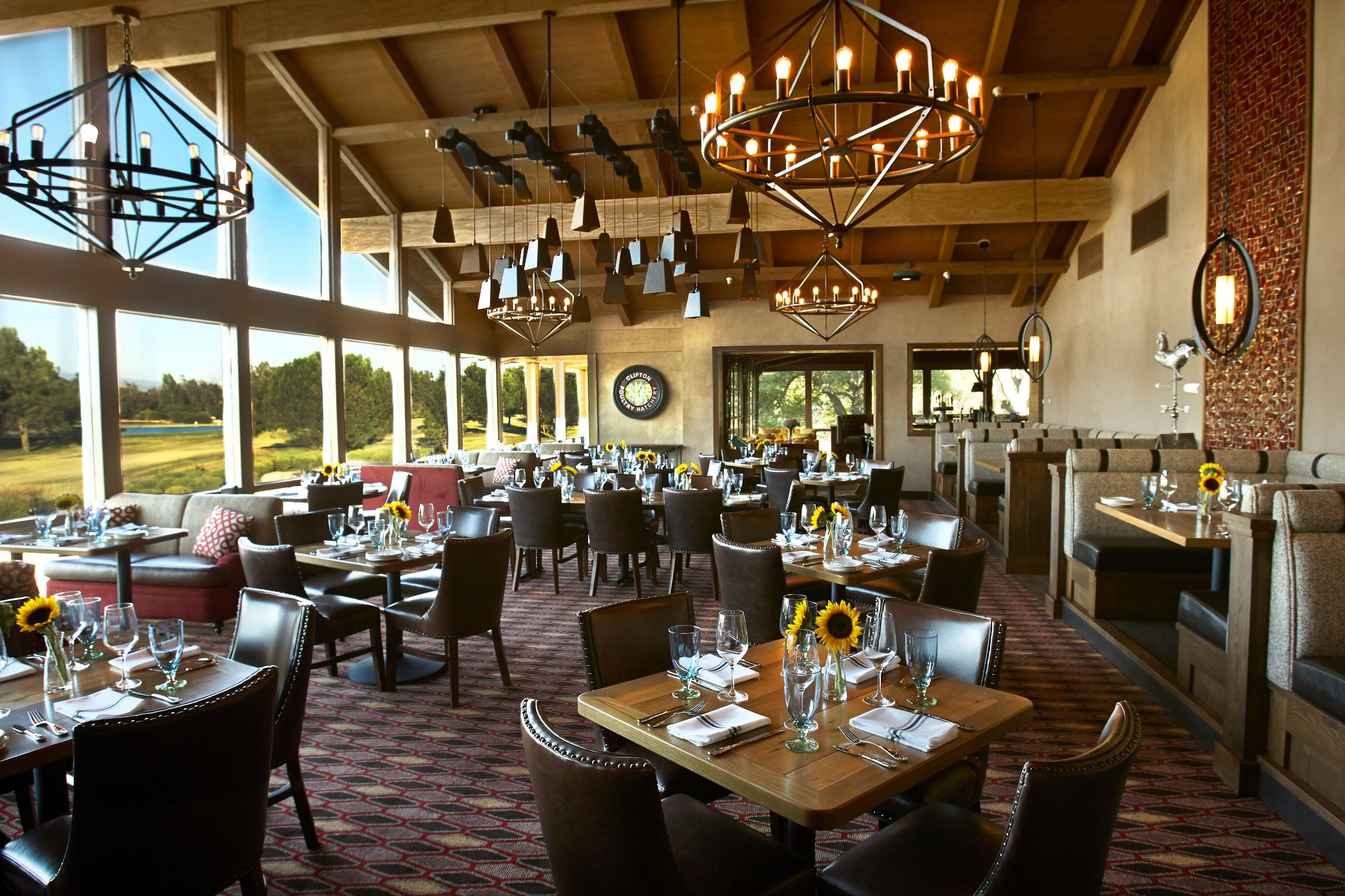 Temecula Creek Inn Cork Fire Kitchen Dining Room