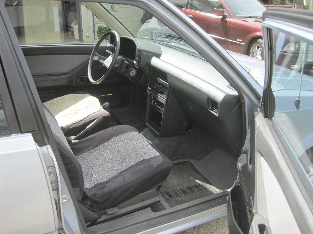 1986 Toyota Tercel 61k Original Kms!!