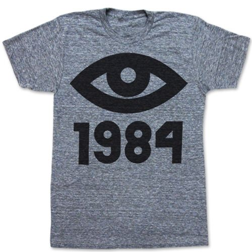 1984—IS WATCHING YOU