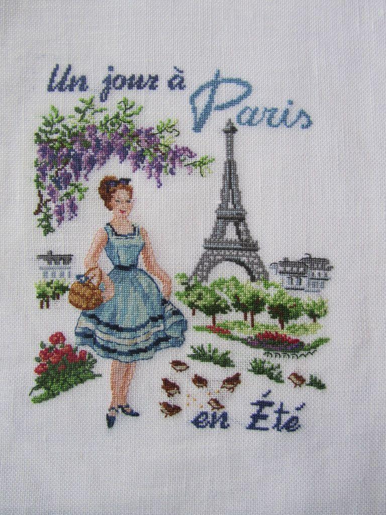 Finies les 4 saisons des brodeuses parisiennes!