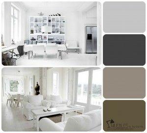 Aprende a escoger tu propia paleta de colores sal n - Gama de colores grises ...