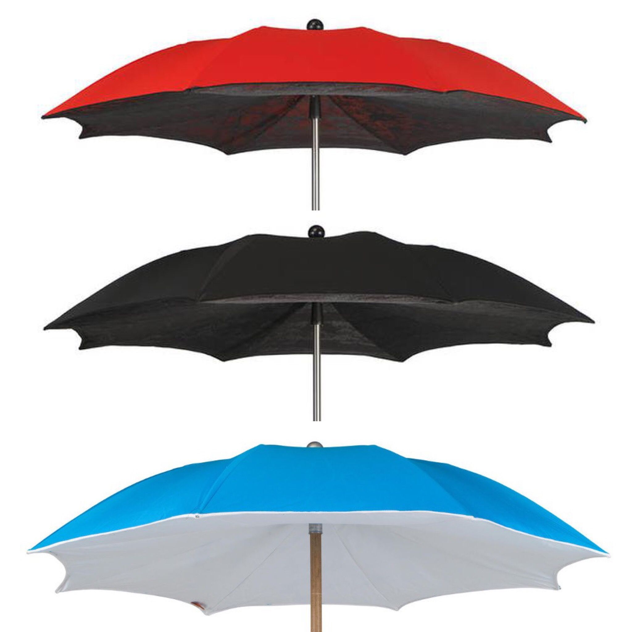 Plaj şemsiyesi seçimi