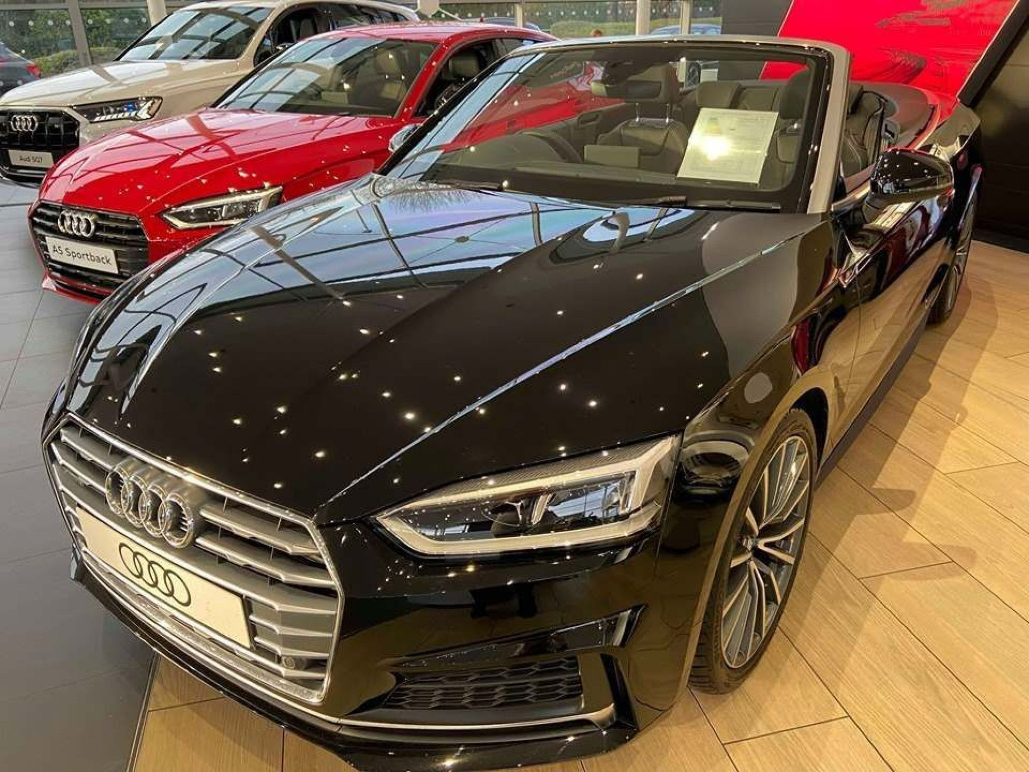 Audi A5 Cabriolet 2 0 Tdi 40 S Line Cabriolet S Tronic Quattro S S 2dr In 2020 Audi A5 A5 Cabriolet Used Audi