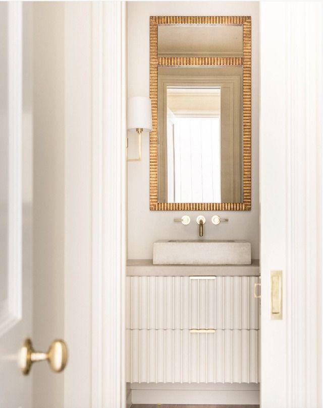11 Pretty Powder Rooms Bathroom Design Bathroom Interior