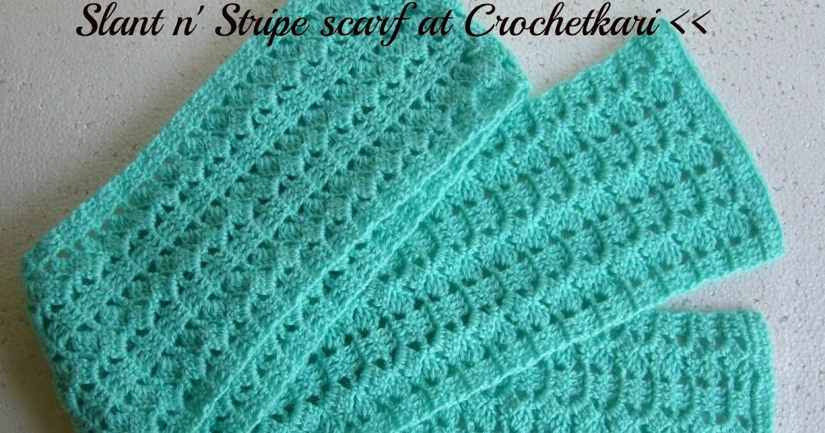 An Indian blog about crochet, free crochet patterns, travel and ...