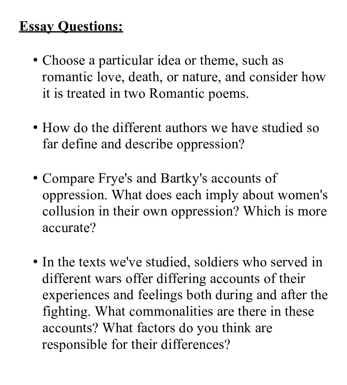 Expository essays topics ideas for english essay fun persuasive