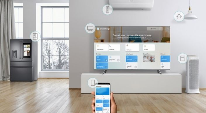 Samsung Outs SmartThings App For Galaxy S9 MWC 2018