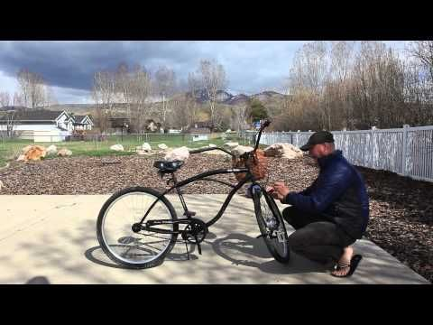 250 Series 5 Minute E Bike Kit Installation By Leed Youtube Electric Bike Diy Electric Bike Kits Electric Bike Conversion