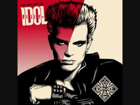Billy Idol Rebel Yell Lyrics