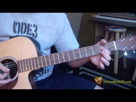 Crosby Stills And Nash Southern Cross Guitar Lesson Youtube
