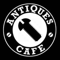 東京 阿佐ヶ谷 アンティークスカフェ ANTIQUES CAFE LOGO