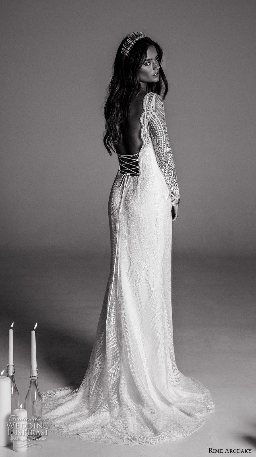 Rime arodaky fall wedding dresses bride pinterest rime