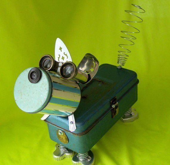 Buddy The Robot Dog