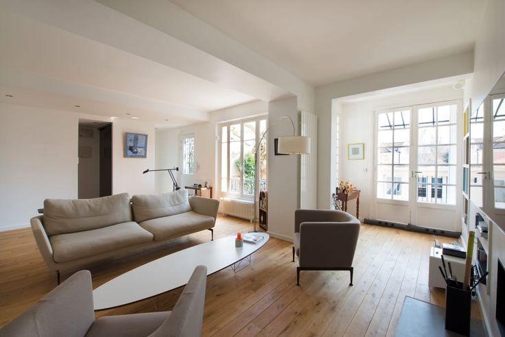 cool Déco Salon - Parcourez les images de Salon de style de style - decoration de salon moderne