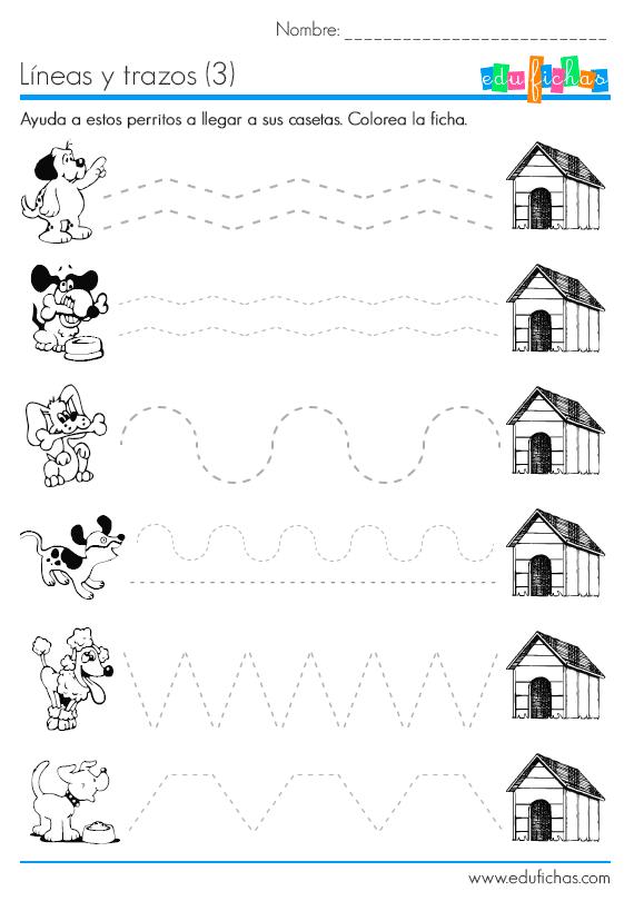 Fiches graphisme, tracer lignes | hijos | Pinterest | Vorschule
