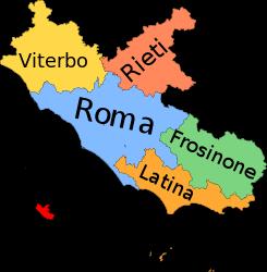 Cartina Regione Lazio Da Stampare.Lazio Wikipedia Mappa Dell Italia Mappe Illustrate L Insegnamento Della Geografia