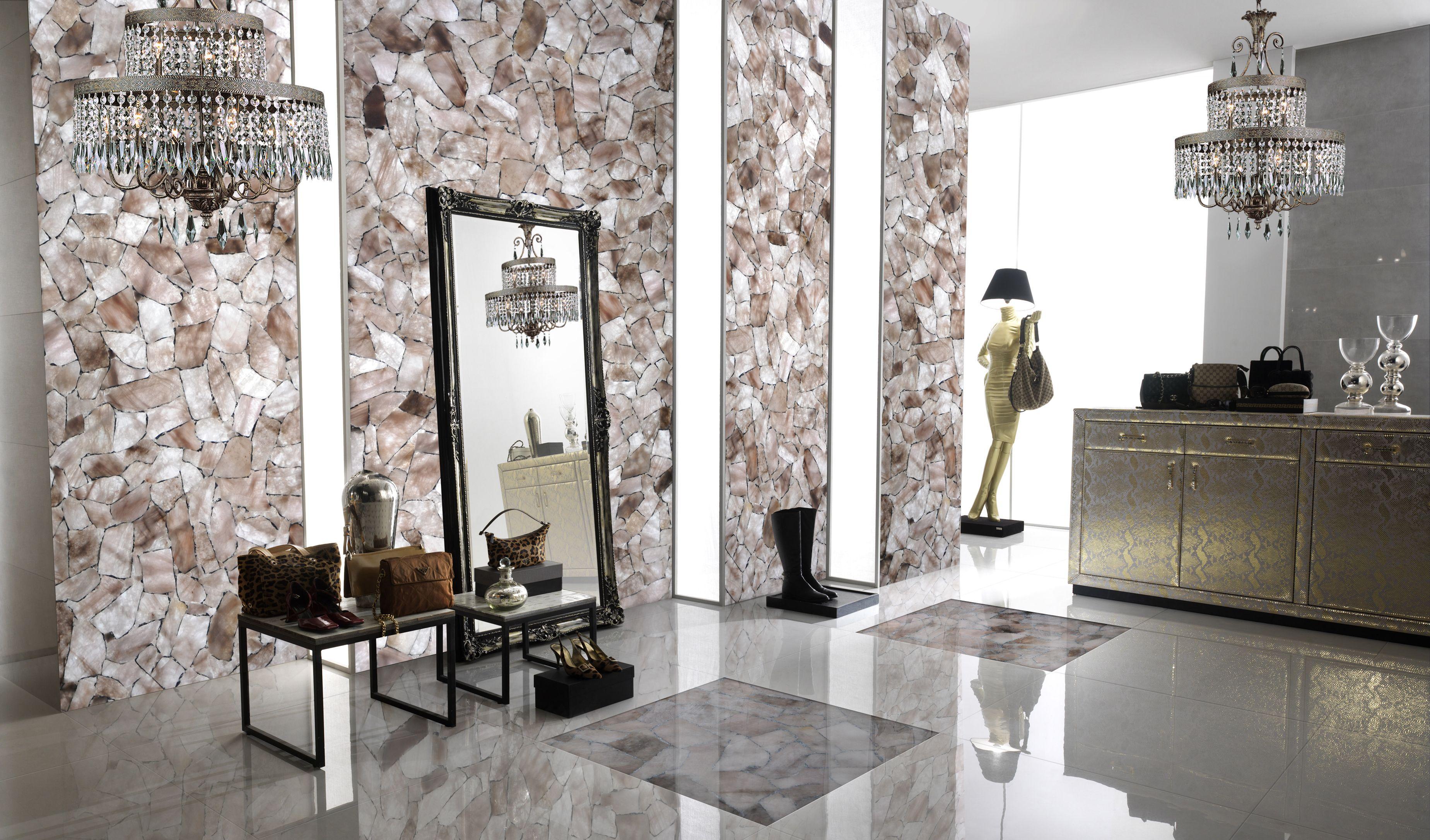 Smoky Quartz Interior Home Decor Luxury