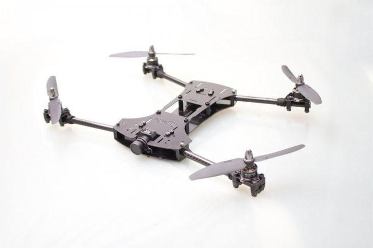 Drone Design Ideas : Eyefly Hammerhead Nano   Carbon fiber frame ...