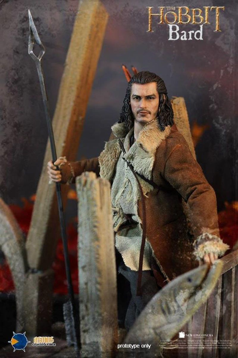 Asmus Toys HOBT06 The Hobbit Series Thorin Oakenshield 1//6 Figure in stock