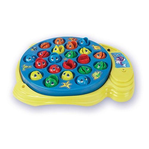 """ORIGINAL Let/'s Go partie /""""Enfants Interactive Fun Classic pêche jouet jeu"""