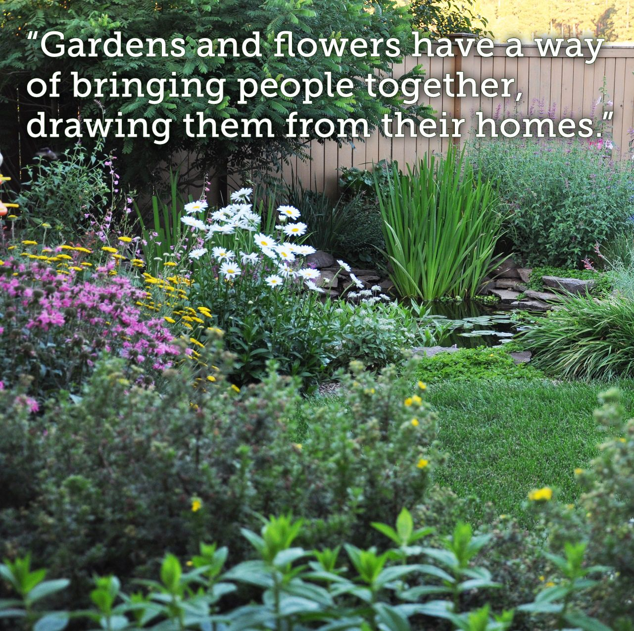 Flowering Wisdom Gardening Quotes From Eagleson Landscape
