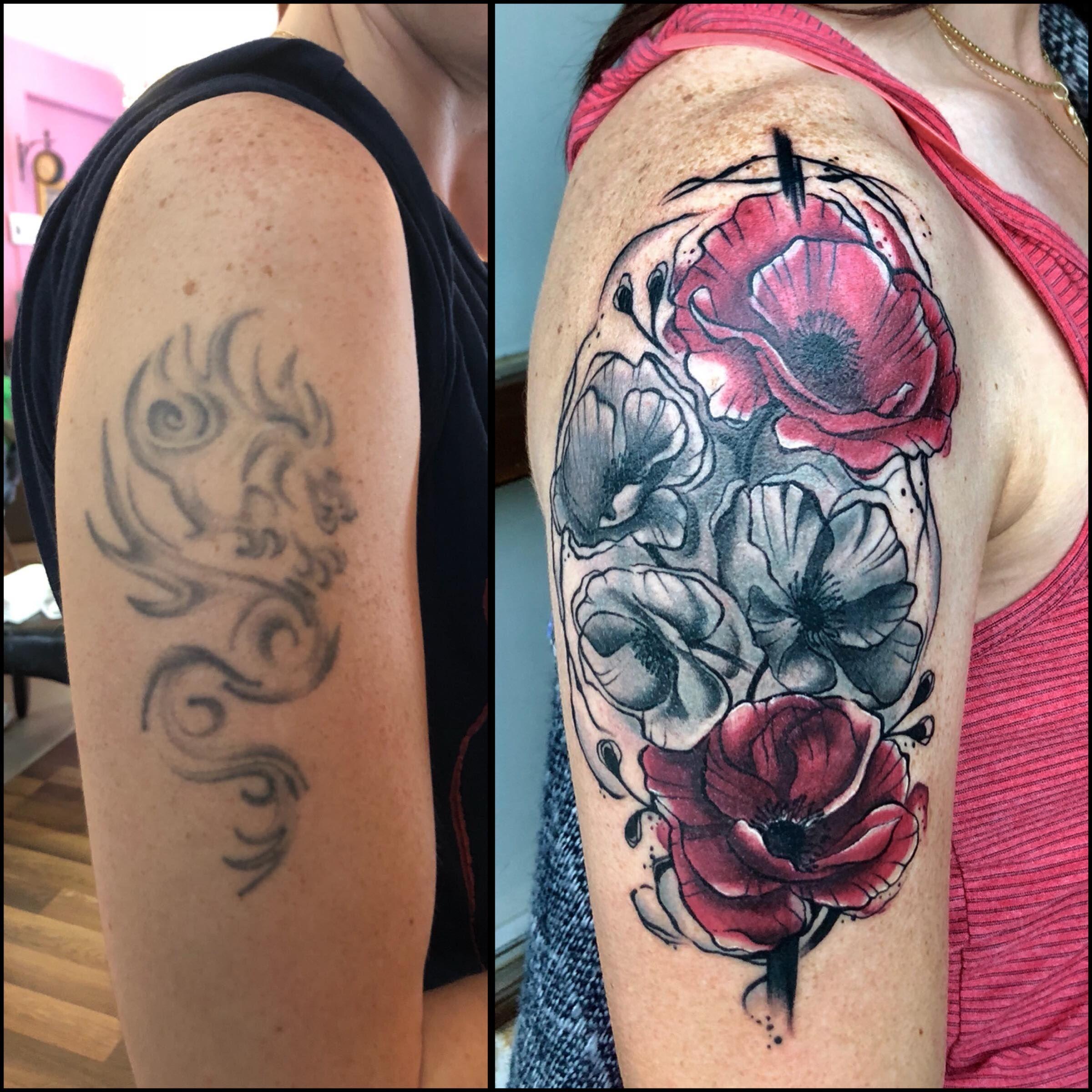 westend.tattoo_wien tattoo wien tattoo flower tattoo