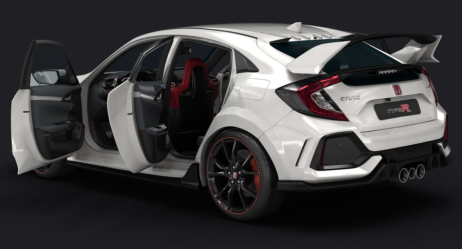 Pin by Johnny Fox on cars in 2020 Honda civic type r
