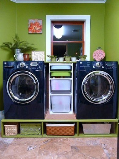 Would Love To Have This Platform For My New Washer And