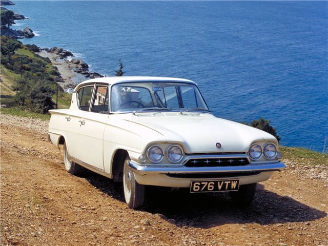 Ford Consul Classic With Images British Sports Cars