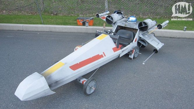 X Wing Fighter Go Cart - where dpo I get one of them