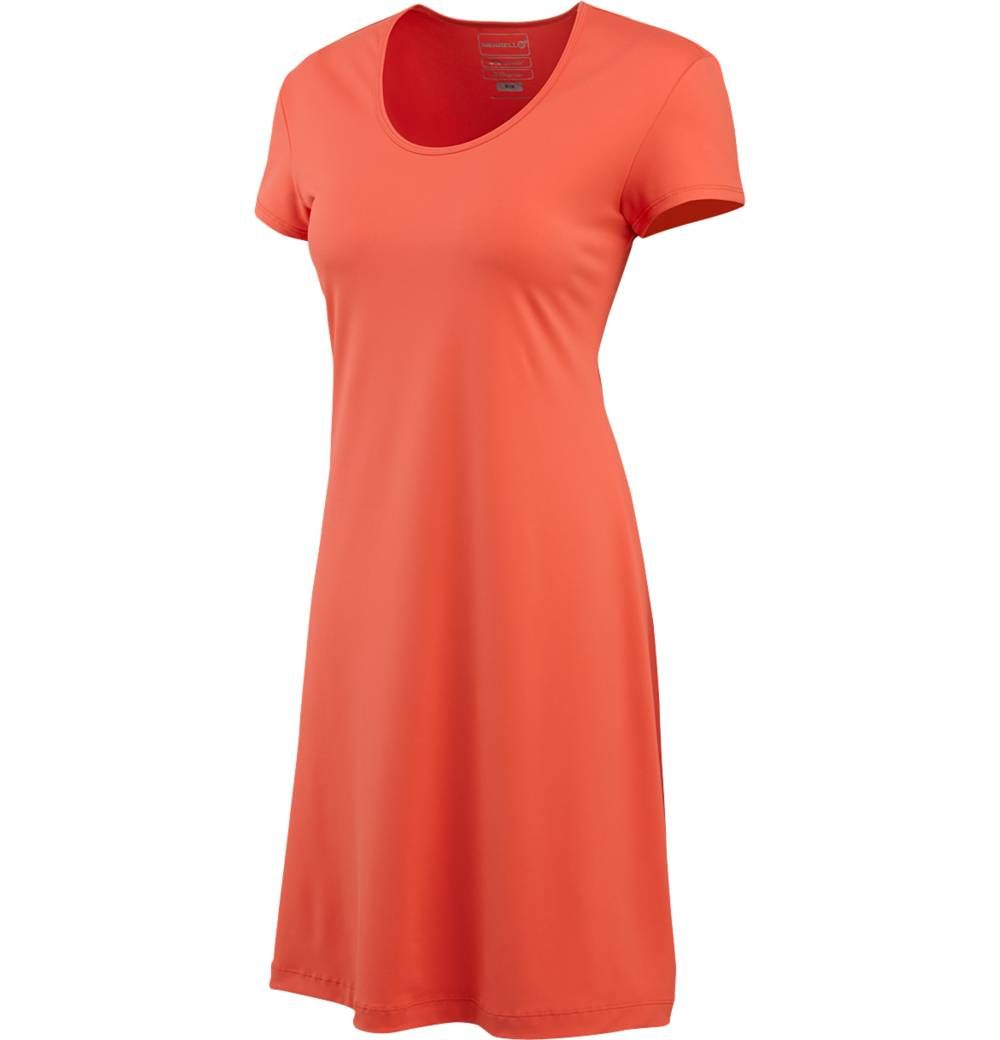 Women's Emery Dress - Easy to wear and even easier to love, our Emery scoop dress transforms your mood and motivation instantly with its no-nonsense appeal.