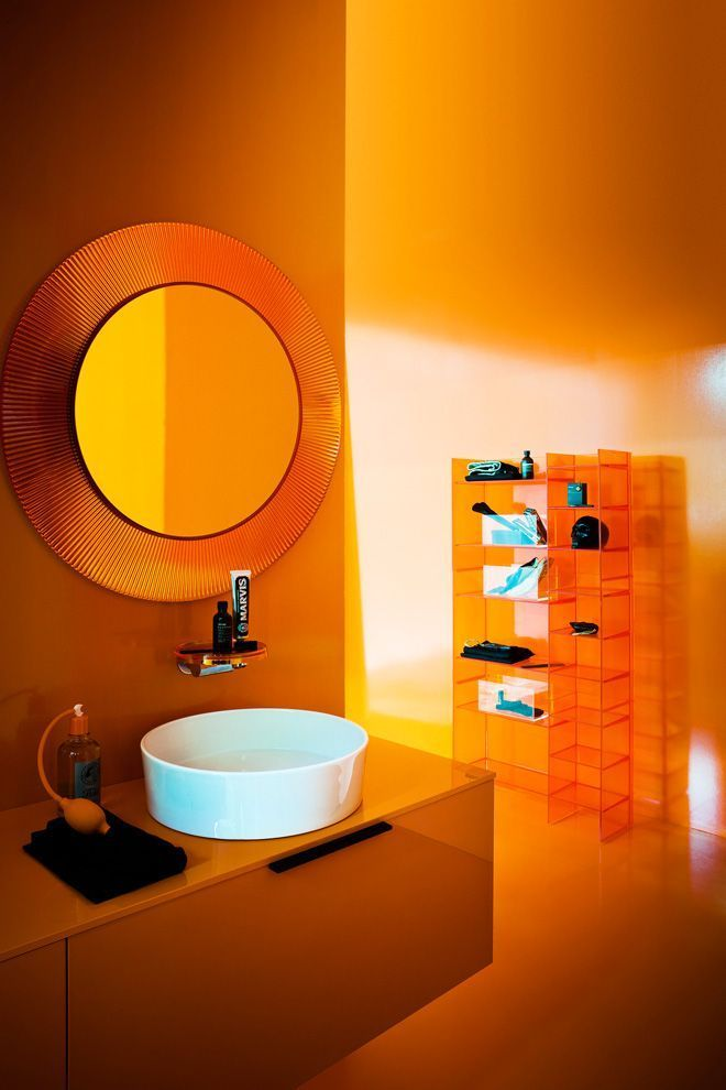 Kartell by Laufen: het beste van twee werelden in je badkamer | Vans