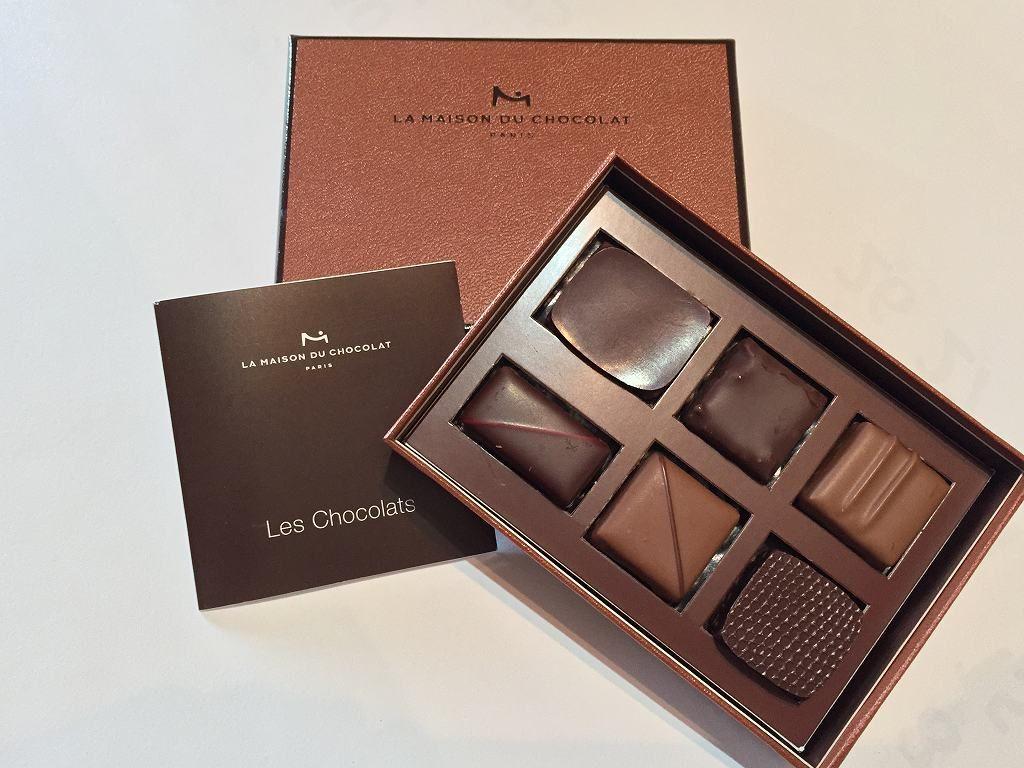 ラ・メゾン・デュ・ショコラ アタンション6粒詰め合わせを頂く Ooe-office,atelier 2015/03/21 | Chocolate,  Box packaging, I shop