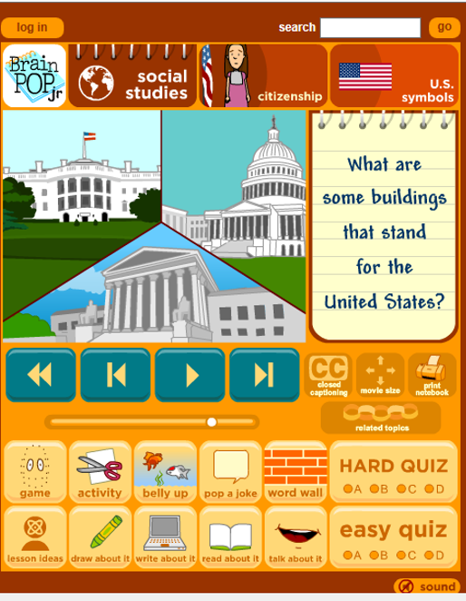 It Is Time To Learn All About Our American Symbols This Week