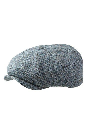 aba05035e Stetson Harris Tweed Driving Cap | Nordstrom | men's style | Driving ...