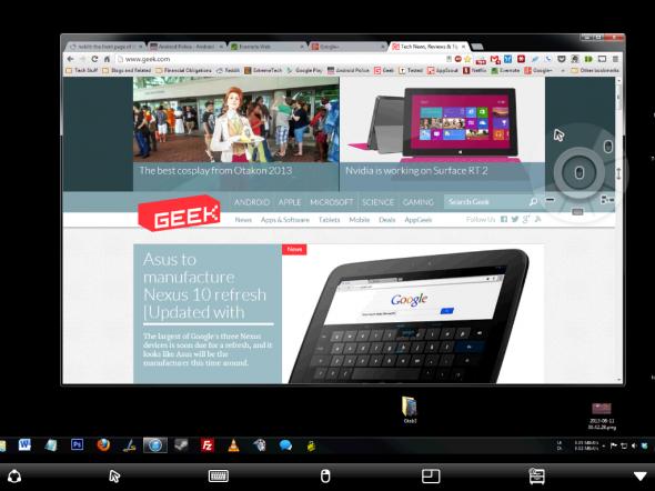 PocketCloud remote desktop app Ipad, App, Remote
