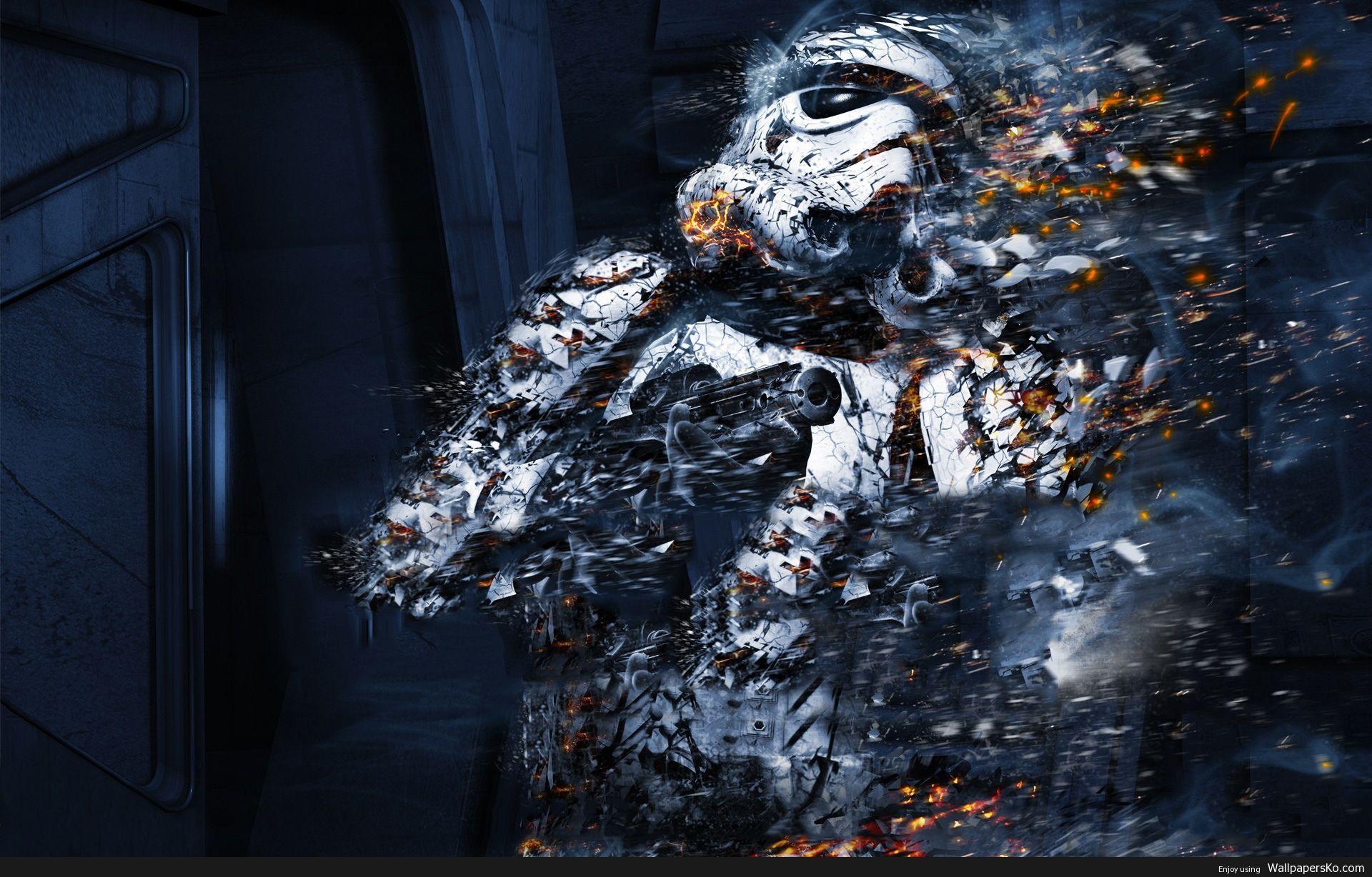 stormtrooper wallpaper 1920x1080 - http://wallpapersko