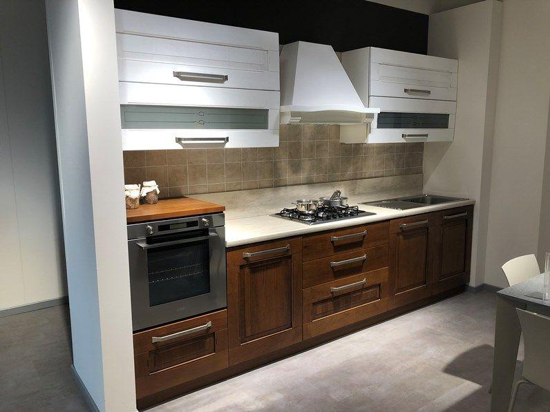 Cucina lineare Aida di Stosa Cucine in Offerta Outlet in 2018 ...